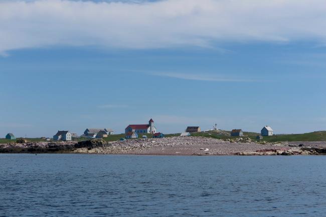St Pierre islands
