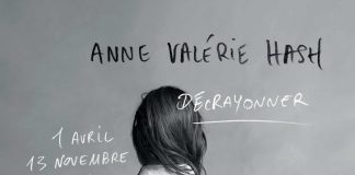 Anne Valérie Hash Décrayonner ©Fabrice Laroche