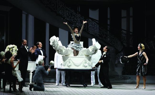Théâtre du Châtele