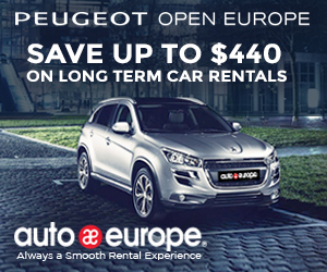 Auto Europe - Save up to $440 on long term car rentals