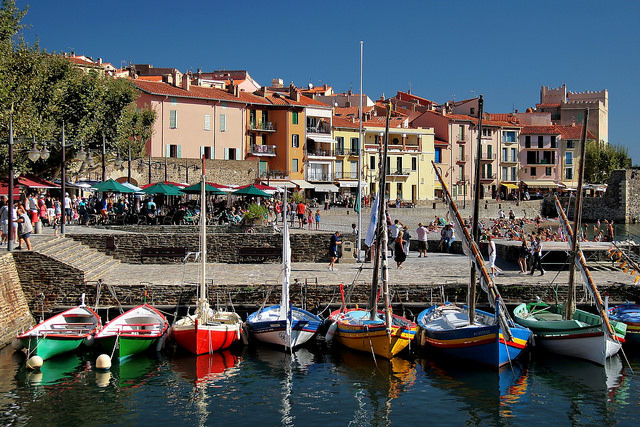 Collioure by Jorge Franganillo/Flickr