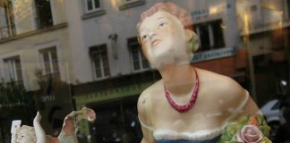 vintage shop Paris