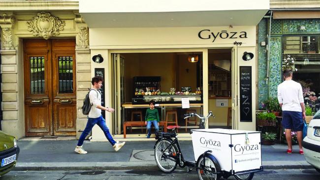 Gyoza Shop, Paris