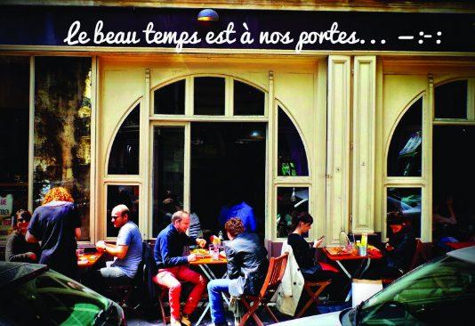 Le Barbe à Papa, Paris