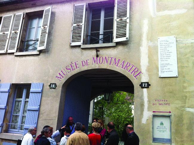 Montmartre Museum