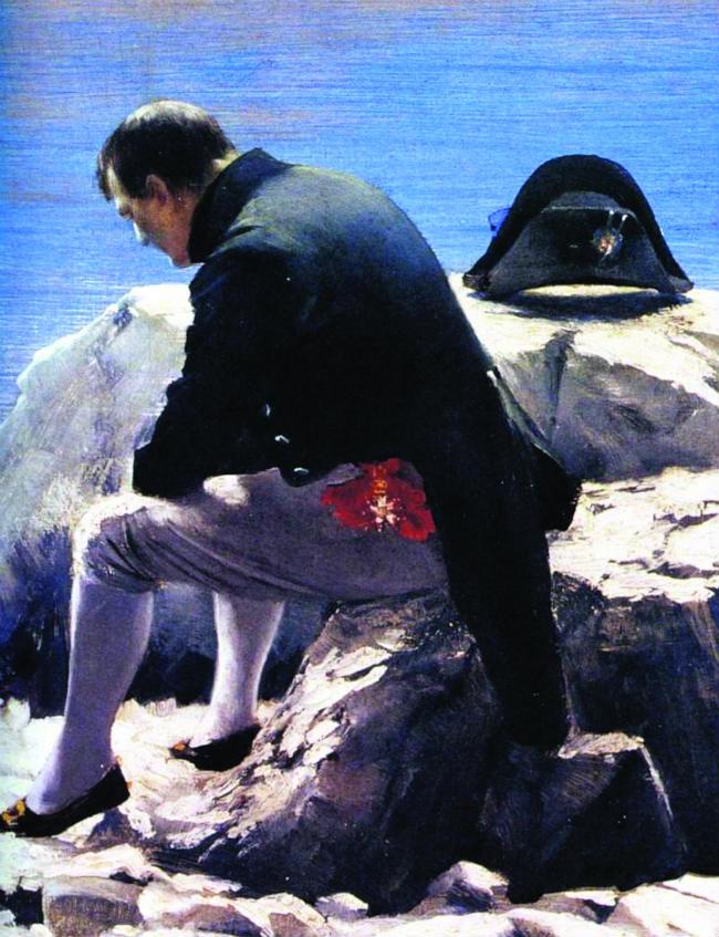 Napoleon in St Helena