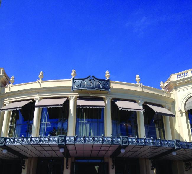 The casino in Beaulieu