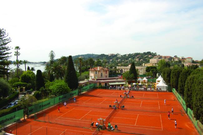Tennis Club, Beaulieu sur Mer