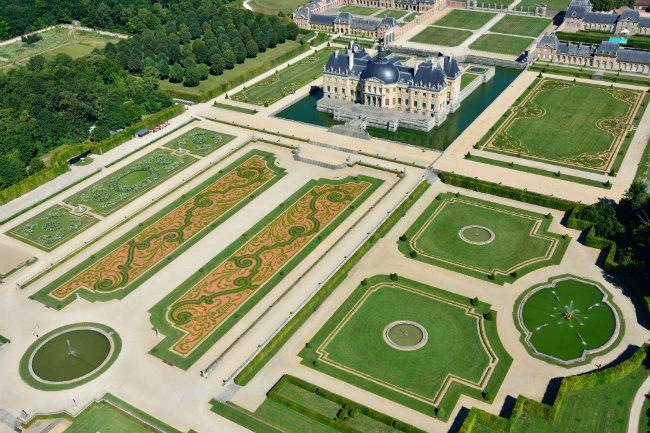Resultado de imagen para château de Vaux-le-Vicomte