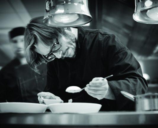 Chef Jérôme Faure