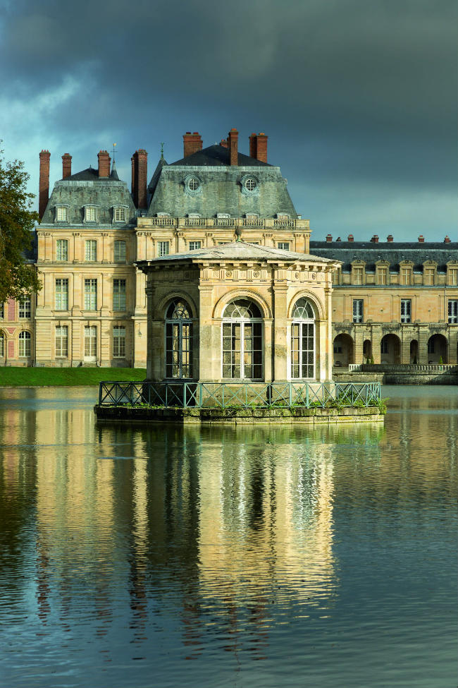 Château de Fontainebleau © Flammarion, SA, Paris, 2015 – photos by Eric Sander