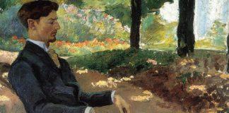 Ernest Rouart, L'Homme au chien