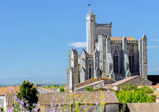 La collégiale Saint-Etienne