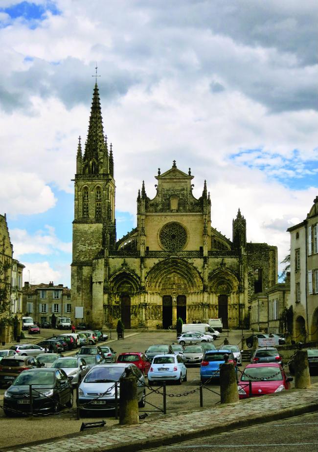 Saint-Jean-Baptiste cathedral, Bazas