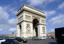 tips for driving in France as a tourist