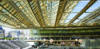 Les Halles, Canopy