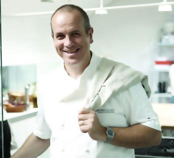 Breton baker Richard Bertinet