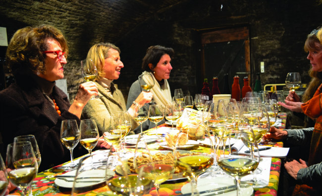 Bourgogne Evasion bike and wine tours