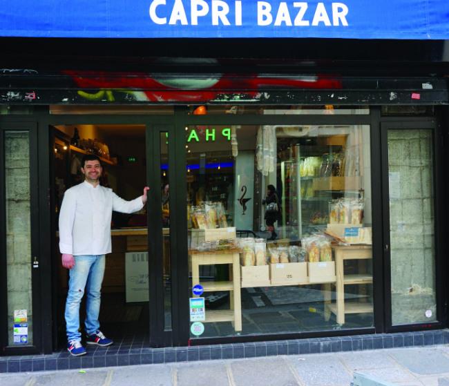Capri Bazaar
