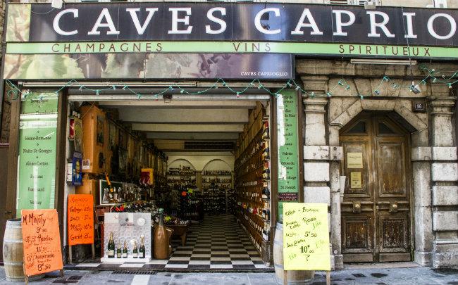 Les Grandes Caves Caprioglio