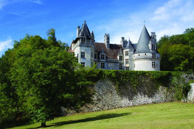 Chateau de Puyguilhem