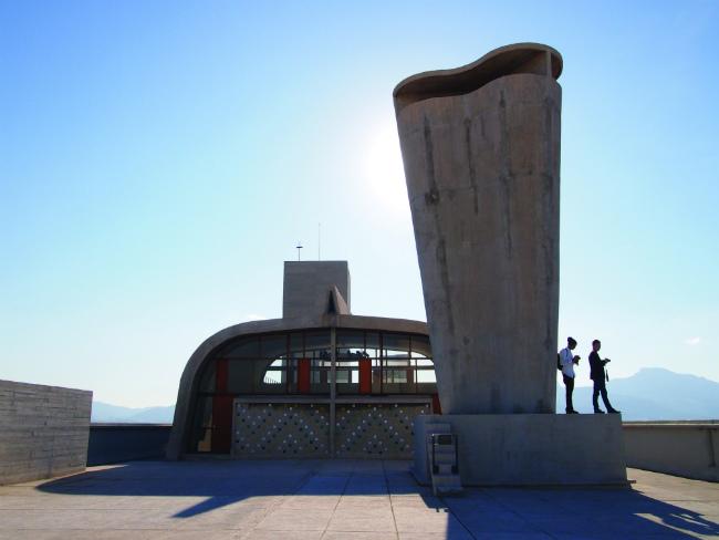 Le Corbusier's Cité Radieuse