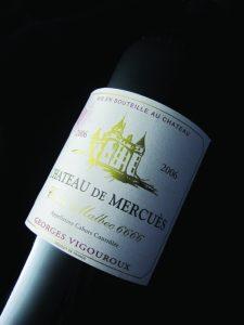 Château de Mercuès wine