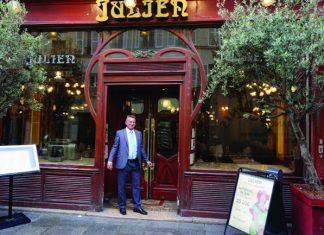 Julien, the brasserie