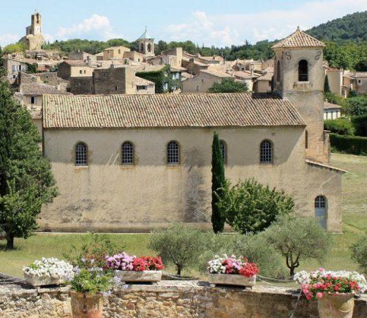 The village of Lourmarin