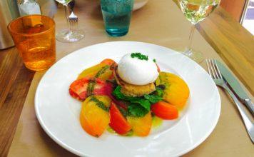 A lovely meal at Bistrot des Alpilles in Saint-Rémy de Provence.