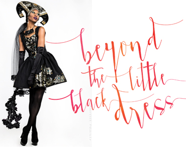 Beyond The Little Black Dress A Fashion Show In Dc