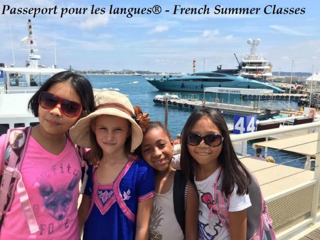 Passeport pour les langues & French Summer Classes