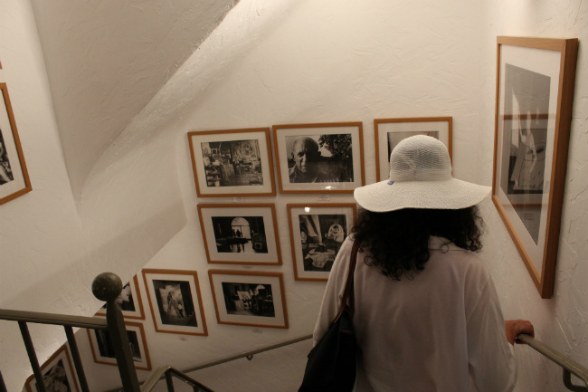The Museum of Photography in Mougins, France
