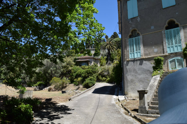 House of Picasso in Mougins