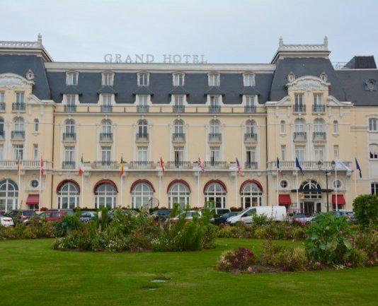 Grand Hôtel in Cabourg
