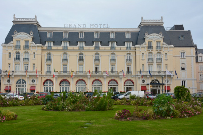 Grand Hôtel in Cabourg