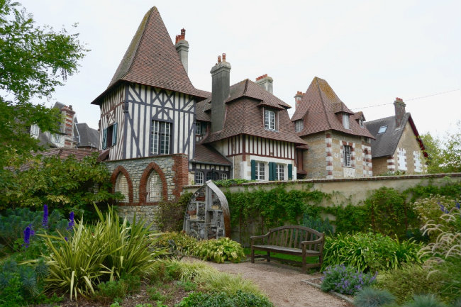 Architecture in Normandy