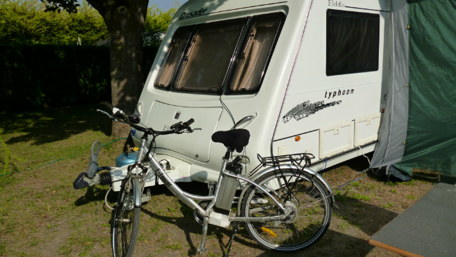 camping in Brittany