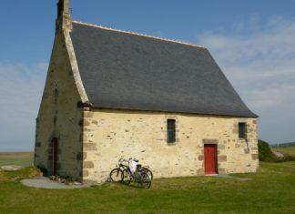La Chapelle Sainte Anne.