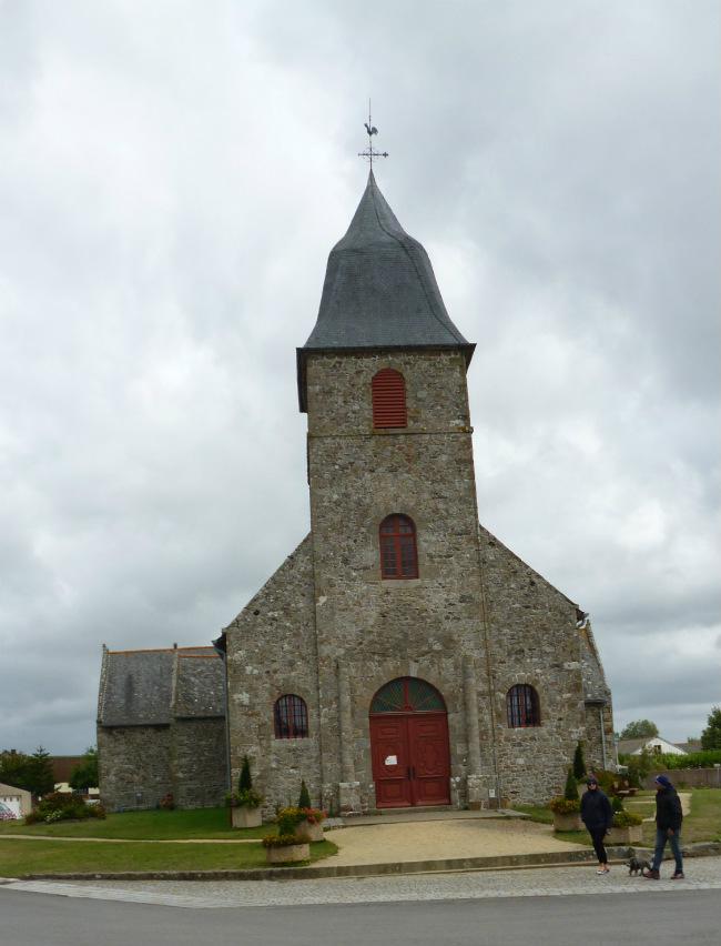 Church in Cherrueix