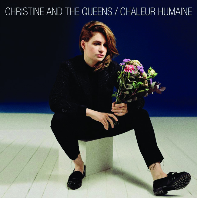 "Cover art of ""Chaleur Humaine"" by Christine and the Queens"