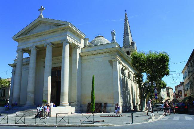 La Collégiale Saint-Martin