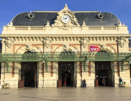 The Gare de Nice