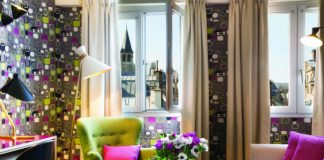 Exclusive suite at the Hotel Artus in Saint Germain