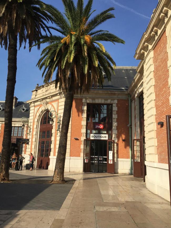 Gare de Nice