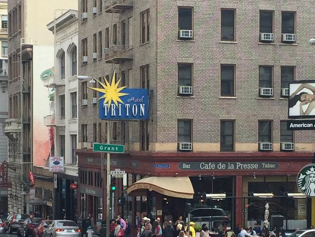 Bush Street Restaurants San Francisco
