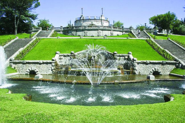 Valence, Parc Jouvet