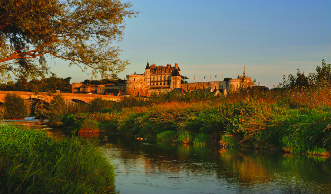 Amboise, where Leonardo da Vinci lived