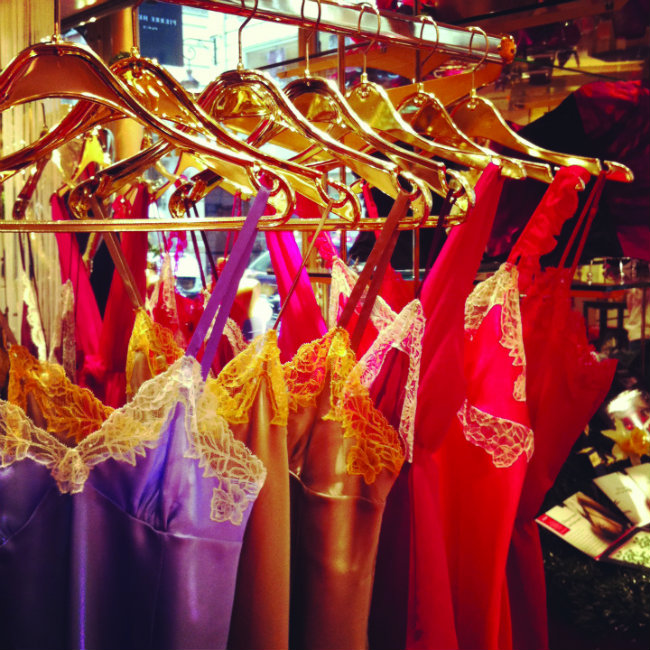 Boutique beat the best places to shop for lingerie in paris for The beat boutique