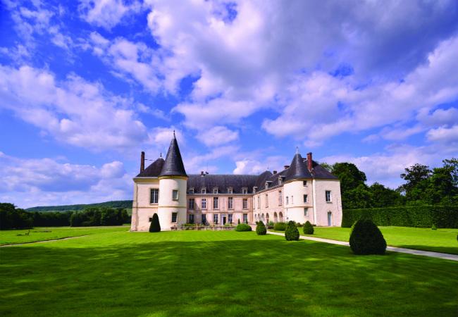 Chateau de Condé-en-Brie.